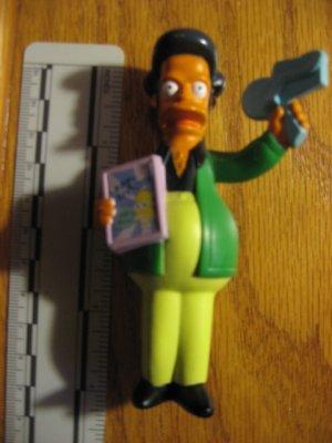 2007 Apu Burger King Toy