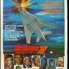 Original Airport 78 Thai Movie Poster