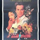 Original Vintage FX Murder by Illusion Thai Movie Poster