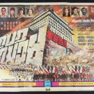 Ori Boxer Rebellion Shaw Brothers Chinese Movie Thai Poster Martial Art Kung Fu