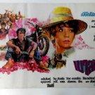 Rare Vintage Thai Drama Movie Kao Sa Ming Thai Movie Poster