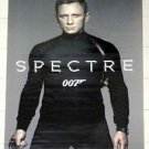 Orig James Bond 007 Specter 2015 5 X 8 feet US Vinyl Movie Banner + 2 Bonus Thai