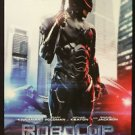 Orig. Robocop 2014  USA DS Movie Poster Int 27x40  Gary Oldman