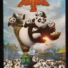 Orig Kung Fu Panda 3 USA DS Movie Poster DS 27x40 Intl 1 One Sheet