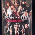 Orig Machete 2010  DS movie poster Thai Ver Robert Rodiguez Danny Trajo De Niro