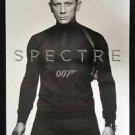 Original James Bond 007 Specter 2015 DS movie poster DS 27x40 in Intl A