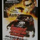 Rare Original Death Proof Thai movie poster 27x40 in Thai Ver. Quentin Tarantino