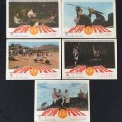 Rare Orig Vintage The Mighty Couple 1971 Lobby Cards 9 different