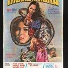Original  Vintage Cambodia Horror Cursed Blood Thai movie poster  Cult Horror