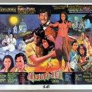 Thai Dracula Ghost 1984 Thai Movie Poster  Movie Horror Cult No DVD Halloween