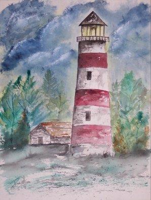Sapelo Lighthouse 3