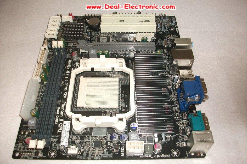 ECS A880LM-M AMD SATA RAID Driver