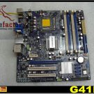 Desktop motherboard,for foxconn G41M motherboard,DDR2 G41M mainboard,high quality ,work perfect