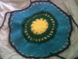 Crochet Halter