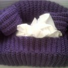 Crochet Deluxe Tissue Box Cover