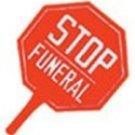 """Hand-Held Stop Sign 10"""""""