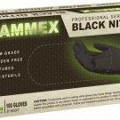 Nitrile Premium Medical Gloves Black