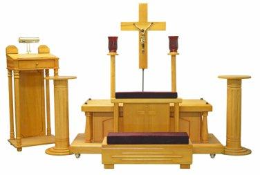 Chapel Furniture Set