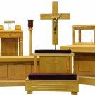 Chapel Furniture Set Deluxe