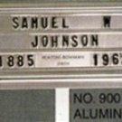 Aluminum #900 Grave Markers