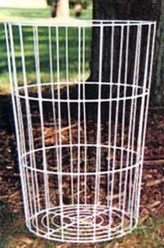 Cemetery Trash Basket