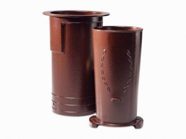 Spartan Series (Vase & Case Finished)-Bronze-Dozen