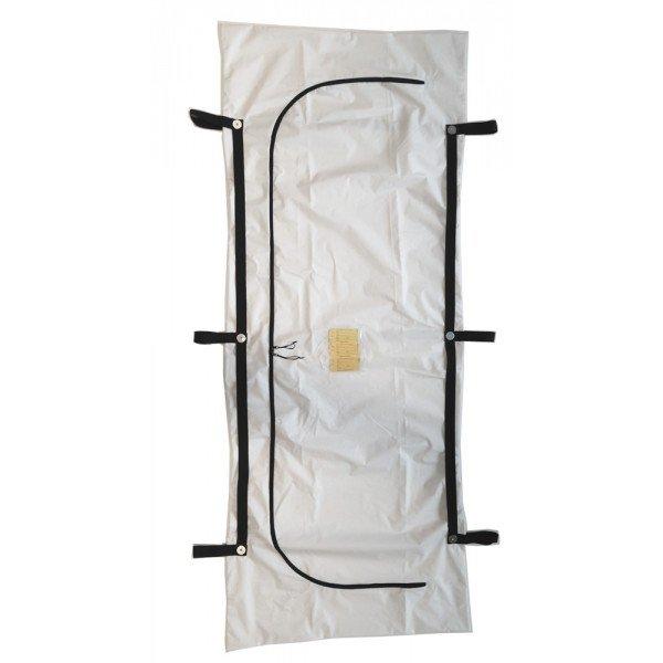 White PEVA 6 Handle (Chlorine Free)