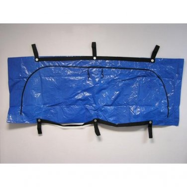 FEMA Blue 6 Handle Body Bag-Case of 10