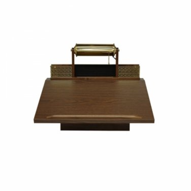 Deluxe Wall Register Desk