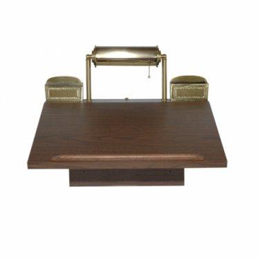 Two Card Wall Register Desk