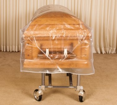 Casket Cover (clear)