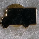 United Parcel Service UPS truck package car gold tone pin tie tac driver