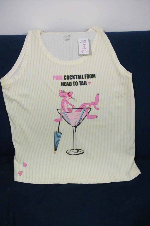 Pink Panther Undershirt . brand new, original