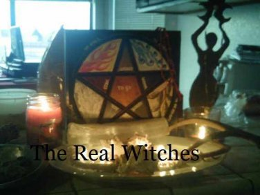 The Real Witches Psychic Erin Renee's Love Binding Make em yours for good!