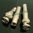 75-5 or 75-3 BNC Male connector plugs for Cable Srcewing