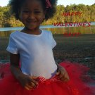 Toodleloos Red Valentine Tutu (Small)