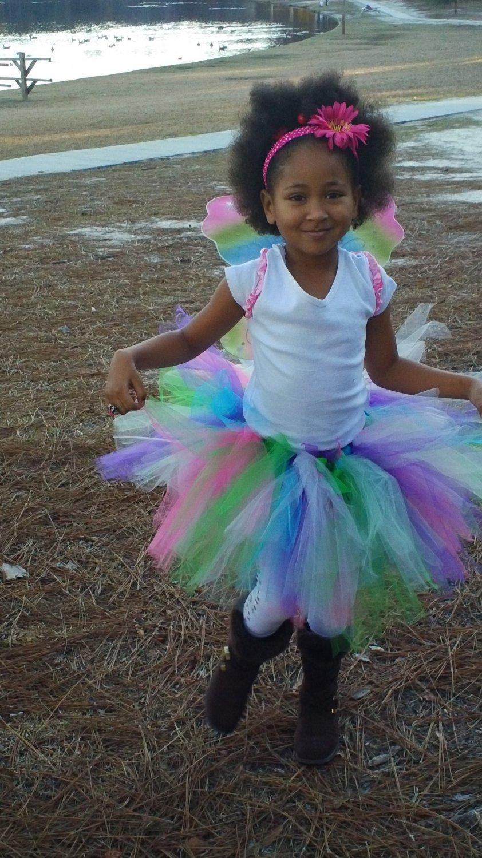 Toodleloos Rainbow Tutu (Small)