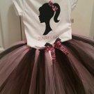 Barbie Tutu Outfit 2-5t
