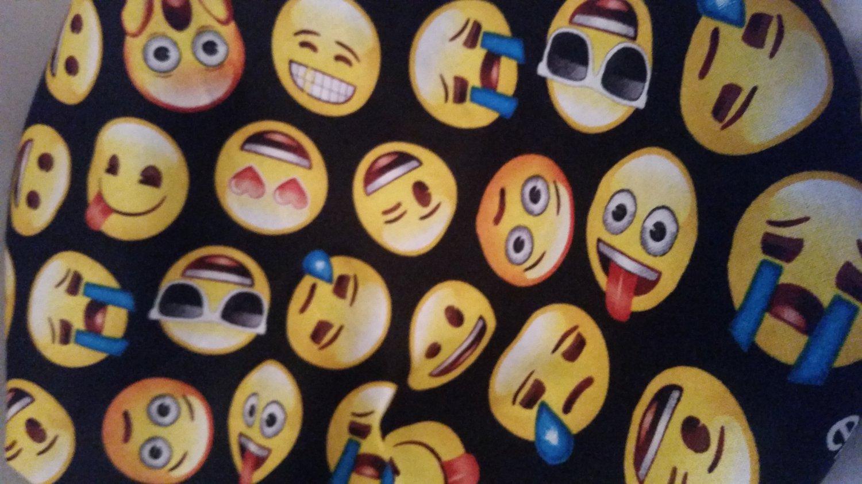 Emoji Bonnet for Adults