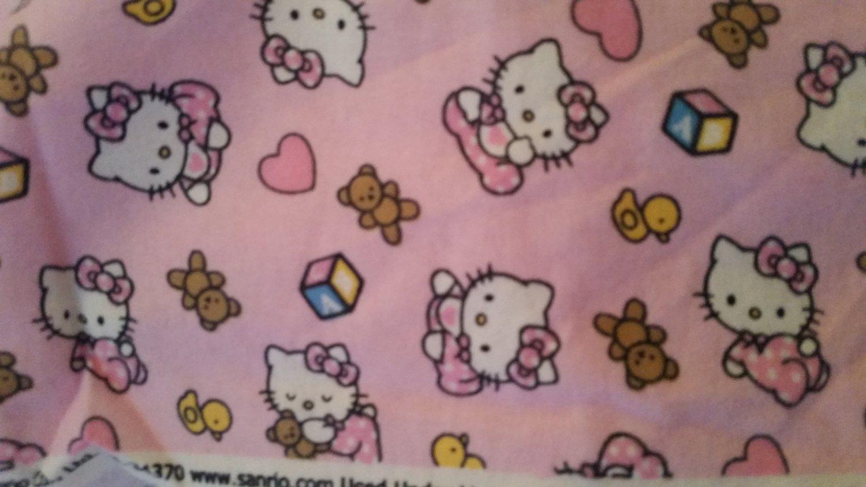 Hello Kitty Adult Bonnet