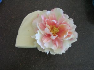 Bebe Blossom-Peachy Yellow