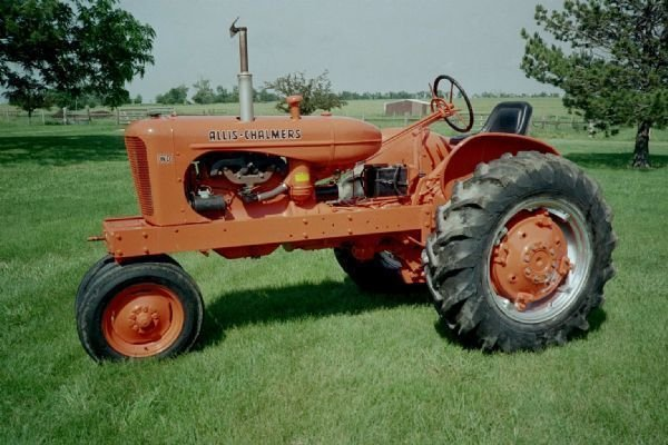 Allis Chalmers Wd Tractor Service  U0026 Overhaul Manual