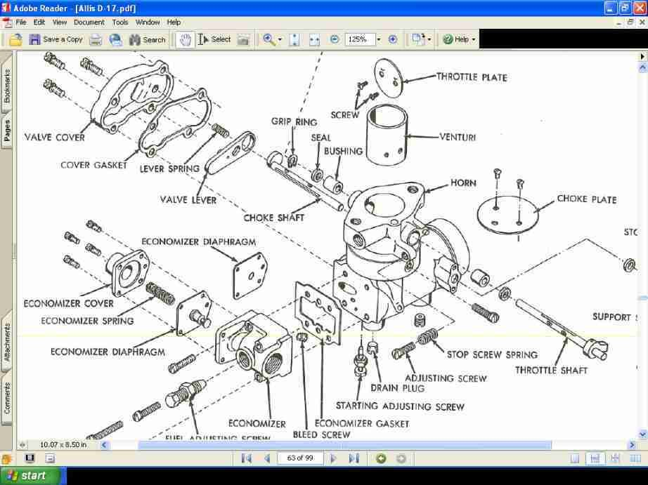 Fc Ed De B on Massey Ferguson Tractor Parts Diagram