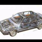 LANCIA THEMA 8V 16V TURBO IE WORKSHOP SERVICE OWNERS MANUAL 800pgs w Repair Info