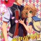 KINIRO NO CORDA 3 DOUJINSHI 'Mitsu Shoku Honey'