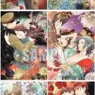 Chou no Doku Hana no Kusari Postcard Set of 6