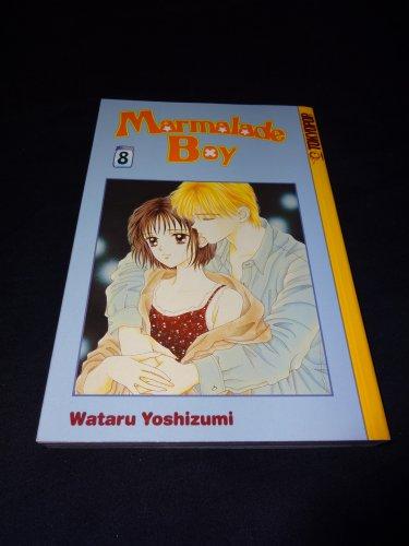 Marmalade Boy Volume 8