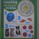 Active Minds - Counting 123 Book With Interactive CD ROM