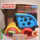 Fisher Price Peek A Blocks Rollin' Rumblin' Dump Truck