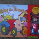 Play and Learn Book with Toby the Tractor - 4 in 1 [Book, Toys, Puzzle & Character Plays]